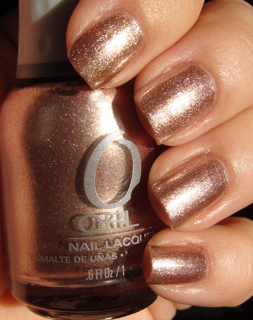 Orly Rose Gold foil polish IMAGE from beautopia.onsugar.com NZ$15