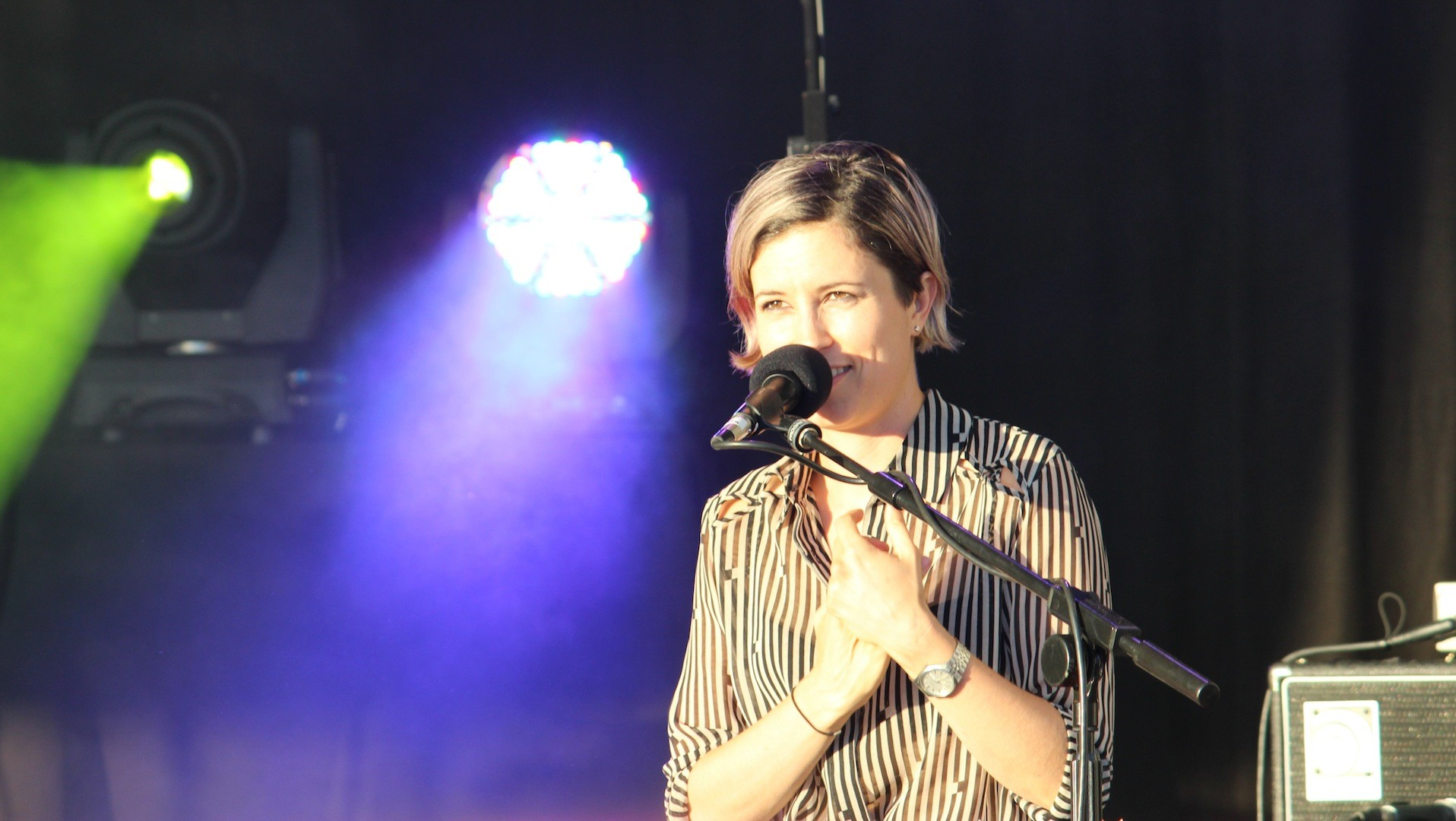 Missy Higgins at the MoreFM Summer Vineyard Tour
