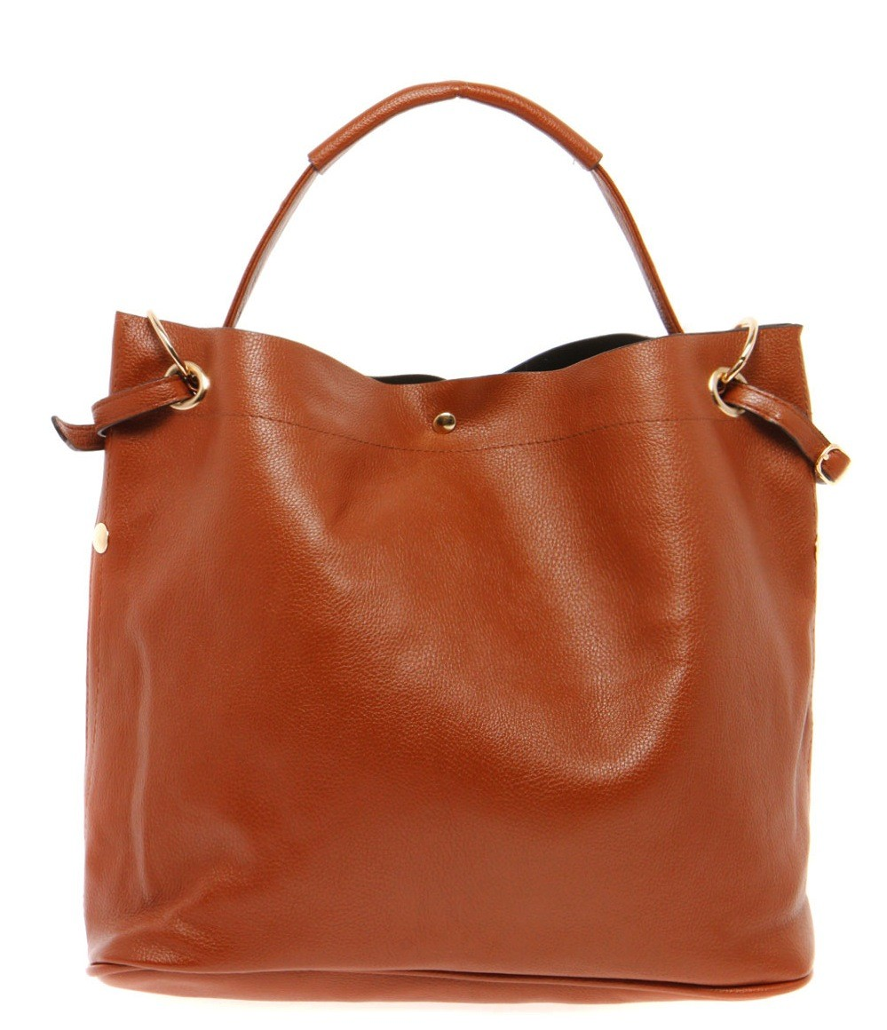 boohoo.com Ema Slouch Tan Shopper $60
