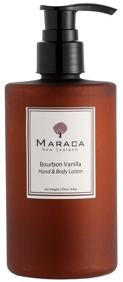 Maraca Bourbon Vanilla Body Lotion New Zealand Beauty Blogger