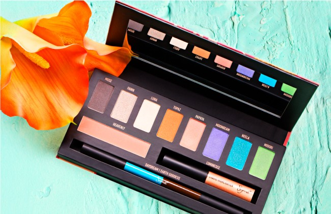 NZ Beauty Blogger Sigma Limited Edition RESORT Palette