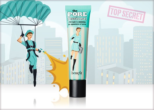 POREfessional, Benefit They're Real Mascara, Beauty Blog NZ, NZ Blogger Benefit Cosmetics, Angie Fredatovich