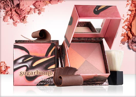 Sugarbomb Face Powder, Benefit They're Real Mascara, Beauty Blog NZ, NZ Blogger Benefit Cosmetics, Angie Fredatovich