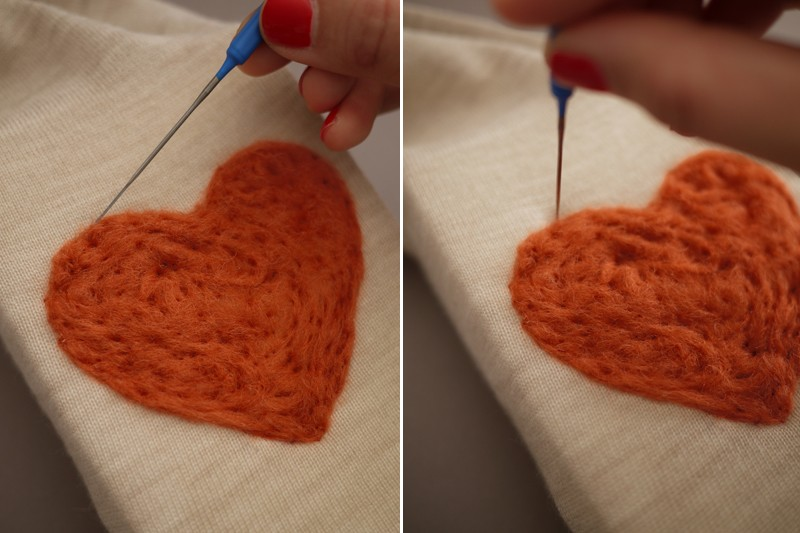 fashion, DIY, Elbow Patches, Needle Felting, How To, Tutorial, fashion blog nz, style blog nz, beauty blog nz, New Zealand PR, beauty media, fashion media, angie fredatovich, sweater, heels, clothes