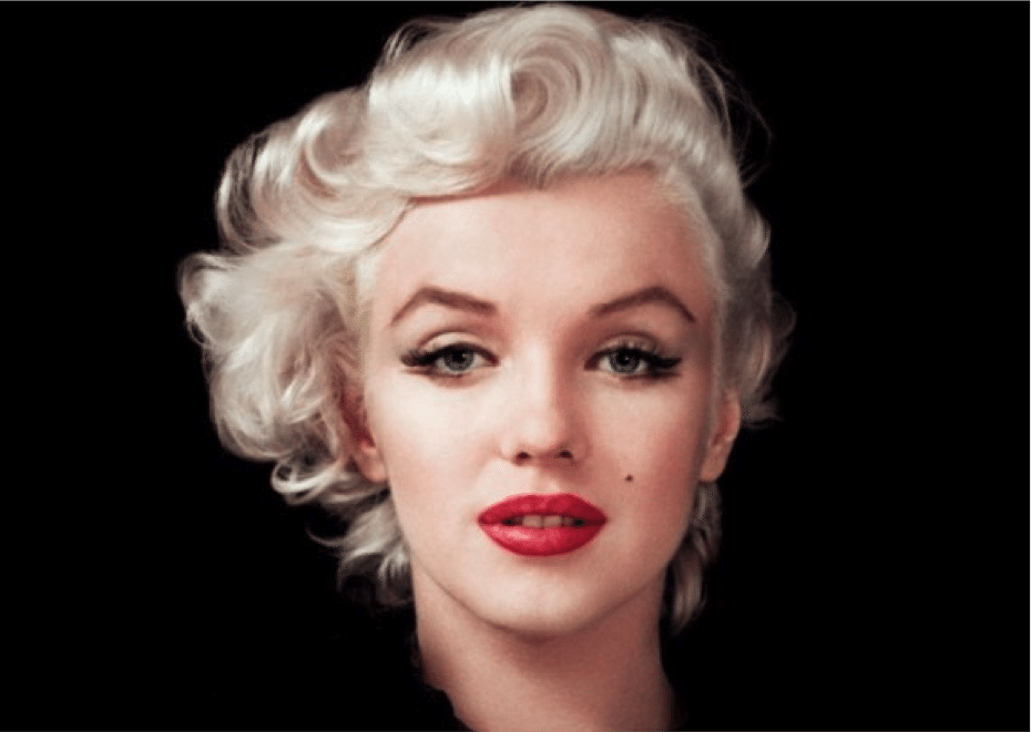 Marilyn Monroe, Sexy Hair, Fashion, Beauty, Hair, Famous, Marilyn Monroe Hair Ads, Sexy Hair Ad Campaign, fashion blog nz, beauty blog nz, style blog nz, angie fredatovich, nz pr, fashion media nz, beauty media nz