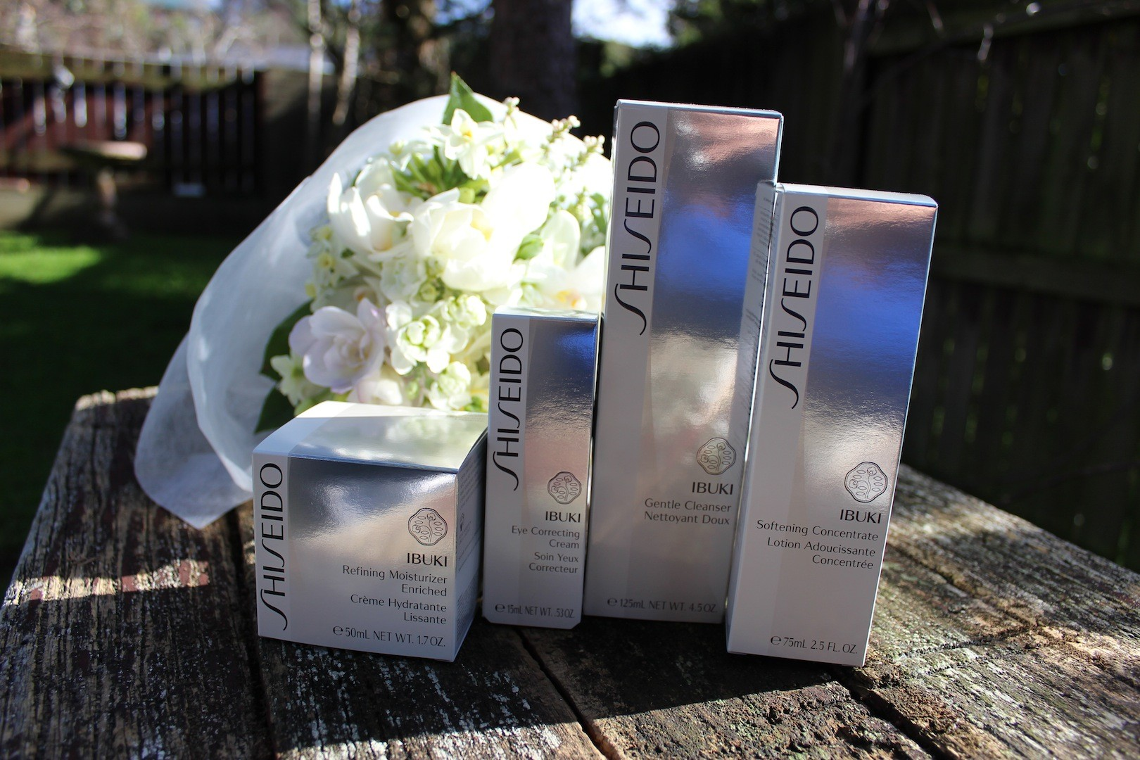 Shiseido, IBUKI, skincare, cosmetics, makeup, hilton, victoria hannan, beauty blog nz, beauty media nz, style blog nz, fashion blog nz, gurlinterrupted, angie fredatovich