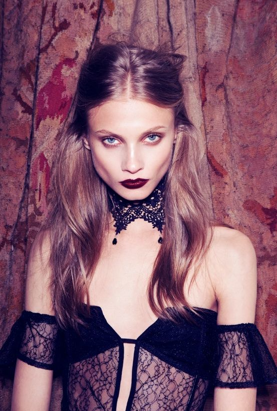 Beautiful Editorials, Interview With A Vampire, Anna Selezneva, For Love and Lemons, Fashion, fashion blog nz, style blog nz, beauty blog nz, fashion media, beauty media, angie fredatovich, gurlinterrupted, girl interrupted