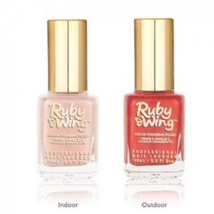 Ruby Wing, Nail Polish, Scented Nail Polish, colour changing, Angie Fredatovich, beauty blog nz, fashion blog nz. style blog nz, beauty media nz, nails, nail design,