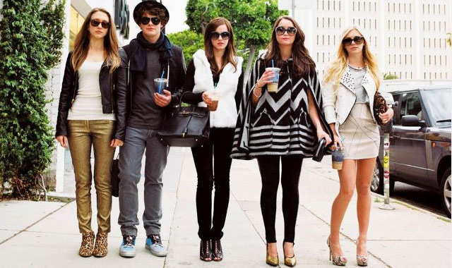 The Bling Ring, New Zealand International Film Festival, nz film festival, movie review, film review, paris hilton, lindsay Lohan, fashion, fashion media NZ, beauty media nz, fashion blog nz, style blog nz, beauty blog nz, angie fredatovich, gurlinterrupted, NZIFF, NZFF