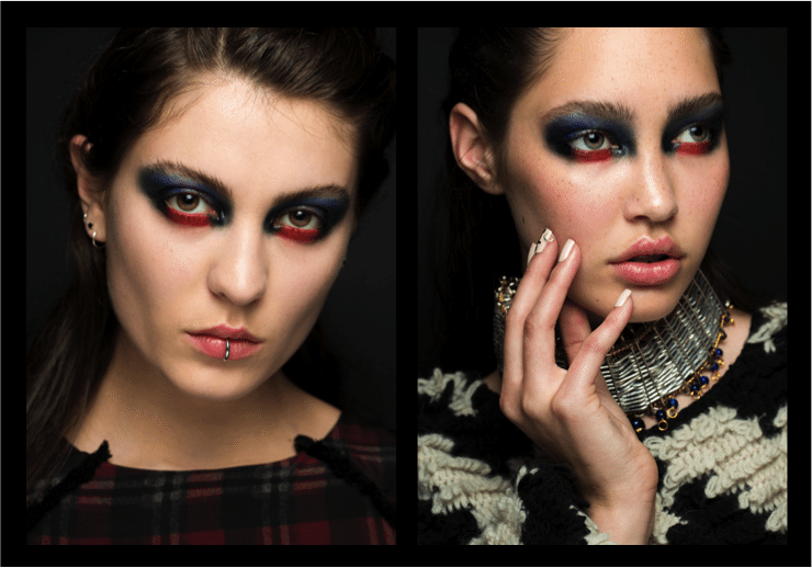 New Zealand Fashion Week 2013: DAY TWO - The Runway Shows & Backstage With MAC Cosmetics