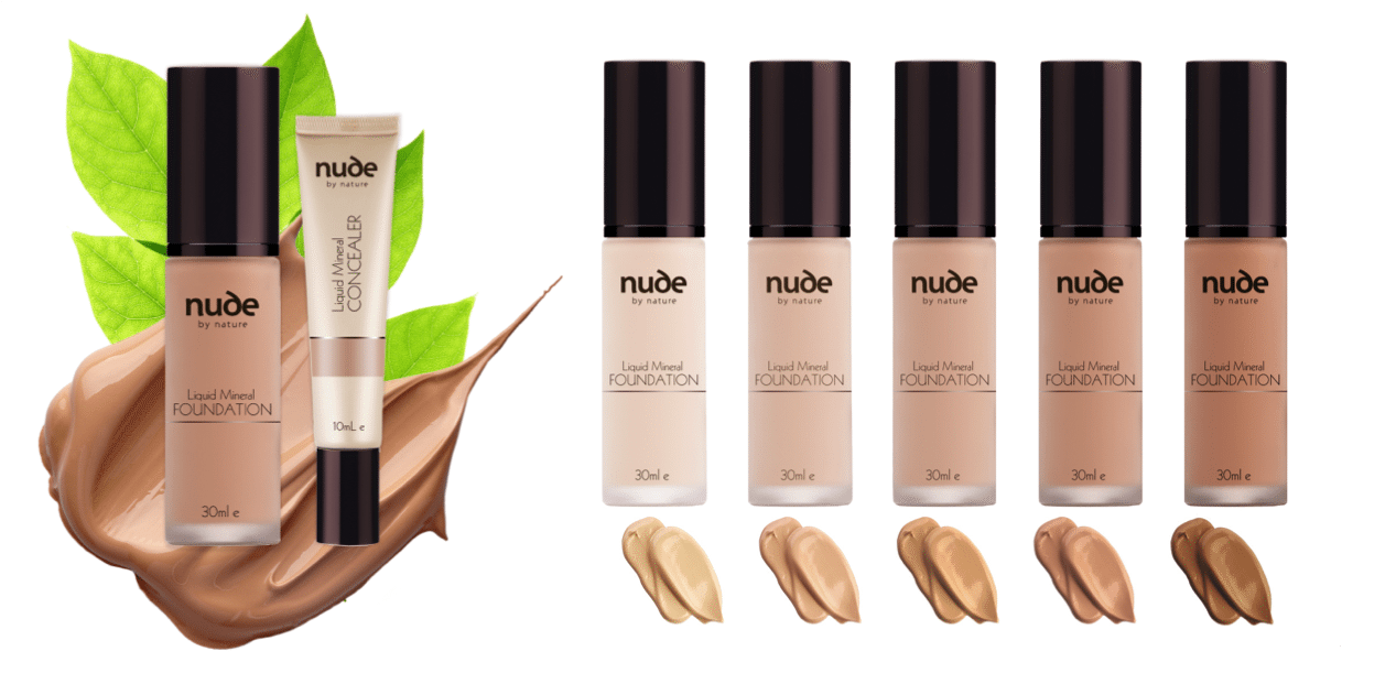 Nude by Nature, Nude by Nature NZ, Liquid Mineral Foundations, Limited Edition Black Bottle, Liquid Mineral Concealers, makeup, beauty, BDM Grange, Melinda Jones, beauty blog nz, fashion blog nz, style blog nz, beauty media nz, fashion media nz, angie fredatovich, gurlinterrupted