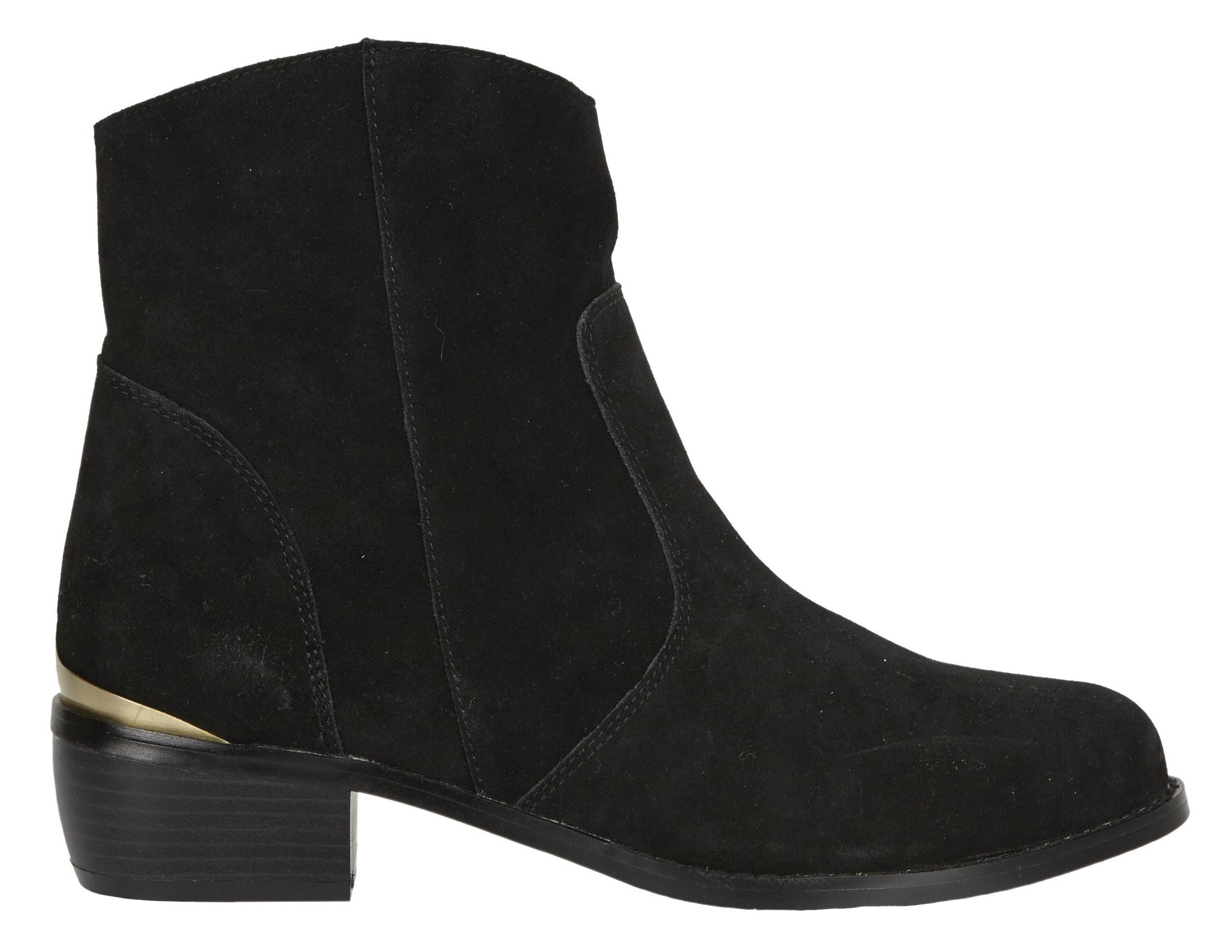Salucci Collection Suede Ankle Boot, $149.99