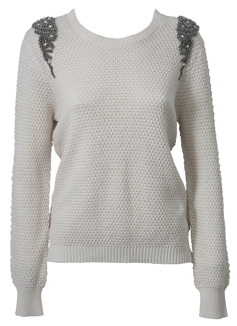 Urban Precinct Diamante Shoulder Jumper, $69.99