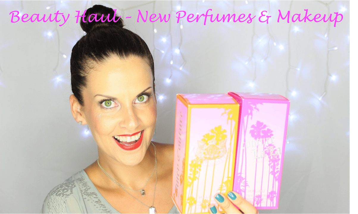 BEAUTY HAUL VIDEO - New Makeup & Perfume Releases...