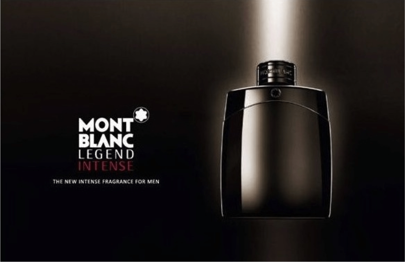 Montblanc Legend Intense Gurlinterrupted