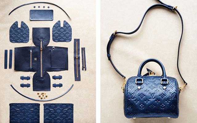 the anatomy of a louis vuitton