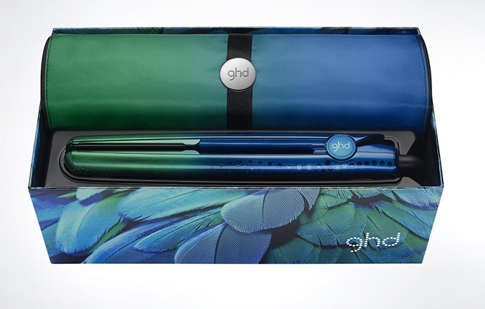 Take A Flight Of Fancy with ghd's new 'Bird of Paradise' Collection