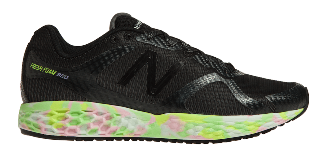 New Balance 980 Fresh Foam Glow in the Dark Model Womens $200