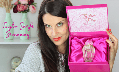 Win Taylor Swift perfume Giveaway