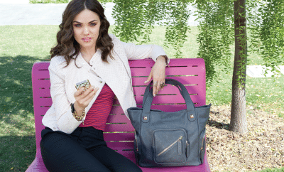 WIN A Melie Bianco Handbag Valued at $179.99