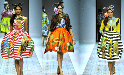 The Print Mixologist: Stella Jean Spring 2014
