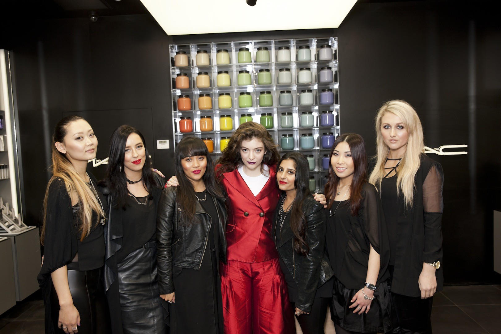 MAC x LORDE Makeup Masterclass With Amber D