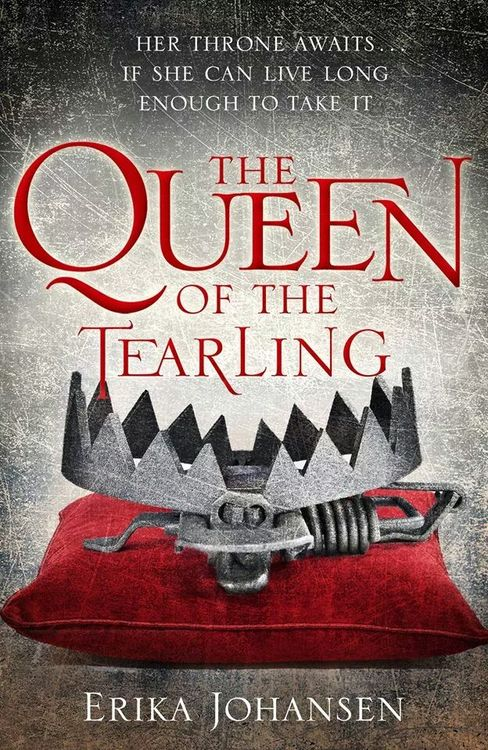 The Queen Of Tearling - Erika Johansen