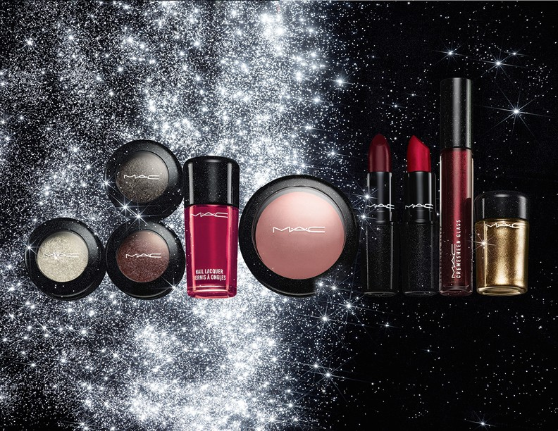 MAC COSMETICS - The Holiday Collections