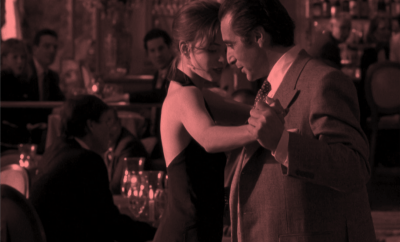 The Scent Of A Woman...