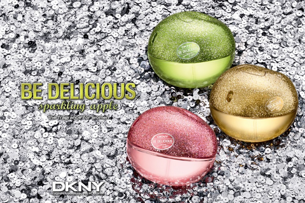 Introducing DKNY's New 'Be Delicious Sparkling Apple Collection' & 'DKNY MYNY' + Be In To Win With DKNY!