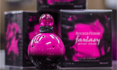Rocker Femme - The Latest Perfume Release From Britney Spears