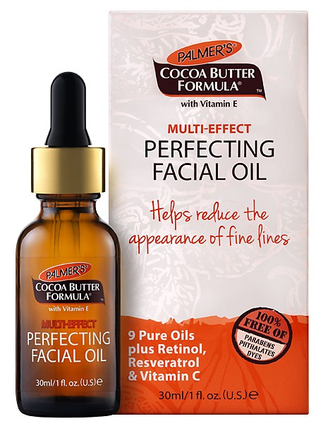 Palmer's Cocoa Butter Formula Introduces A New Facial Care Range...