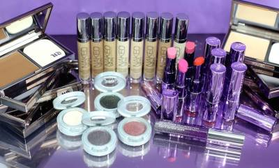 Urban Decay Presents Their New 2015 Complexion Range