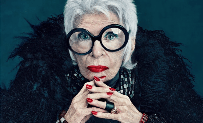 Style Icon Iris Apfel's Film Debut - Check Out The Trailer Here…