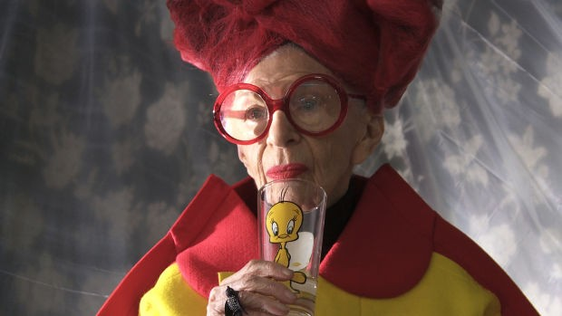 MUST SEE: Style Icon Iris Apfel's Film Debut - Check Out The Trailer Here…