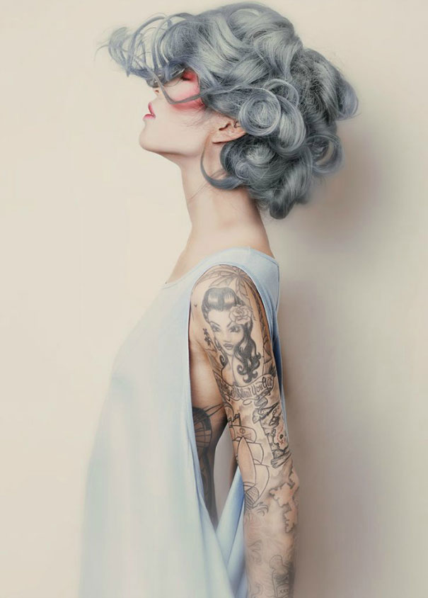 TREND ALERT: Granny Hair - Would You Rock The Silver Lock?