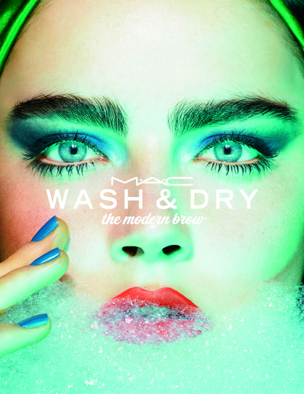 MAC Cosmetics - Wash & Dry Collection