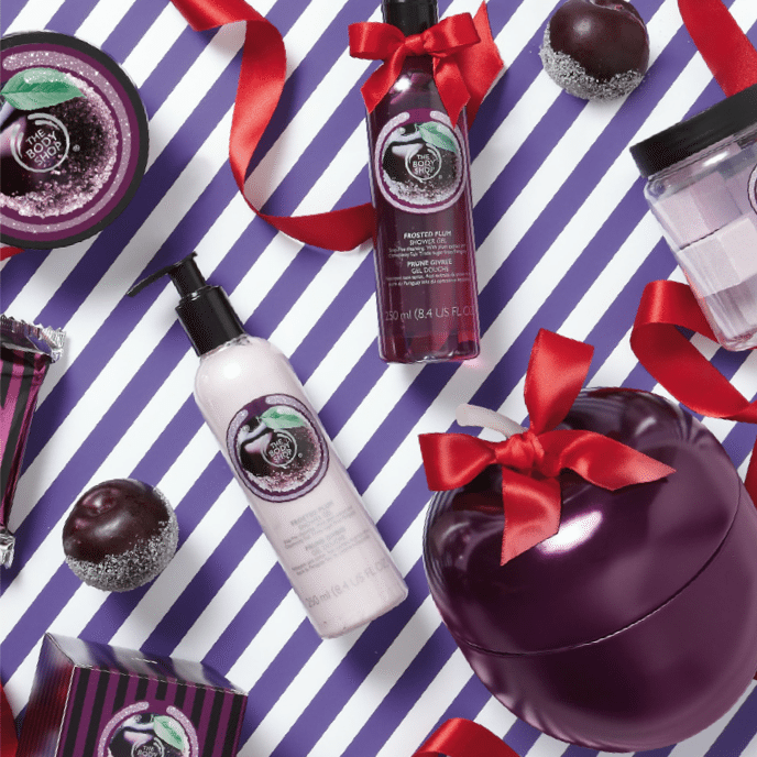 THE BODY SHOP Advent Calendar & Festive Collections angie fredatovich