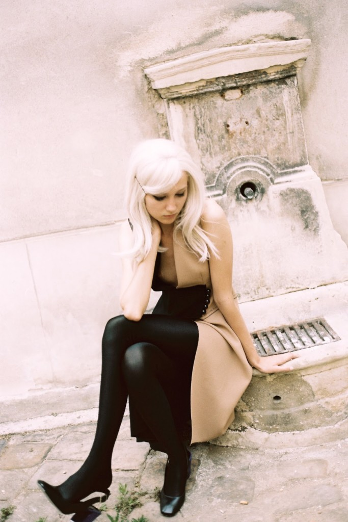 Beautiful Editorials: Paris Je Taime - Angie Fredatovich