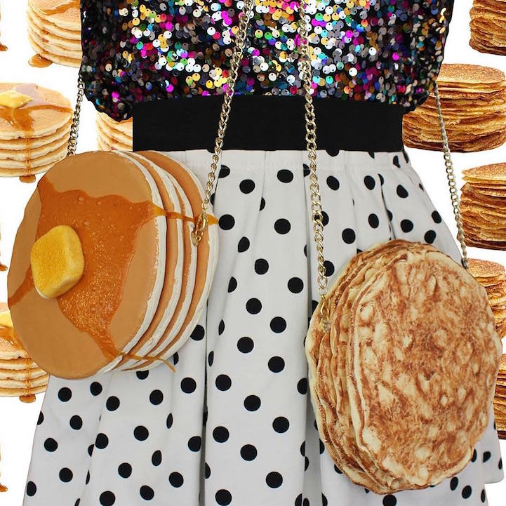 Designer Turns Food Into Fabulous Fashion