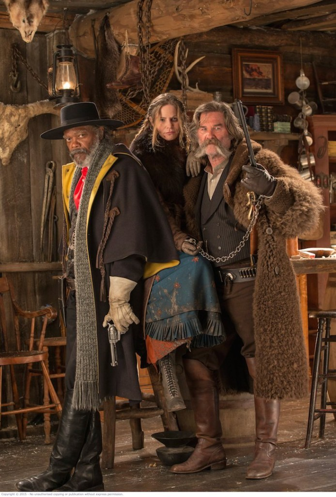 Film Review: Quentin Tarantino's The Hateful Eight