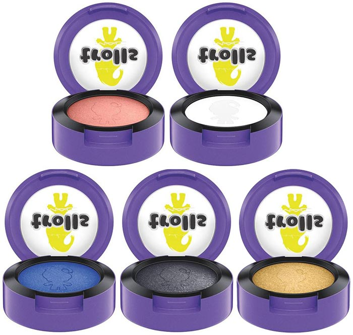 MAC Cosmetics Good Luck Trolls Collection