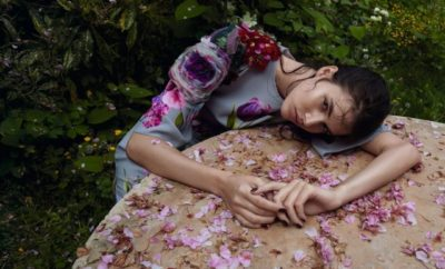 Beautiful Editorial Vogue China image 640 x 426